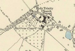 barrow court old map