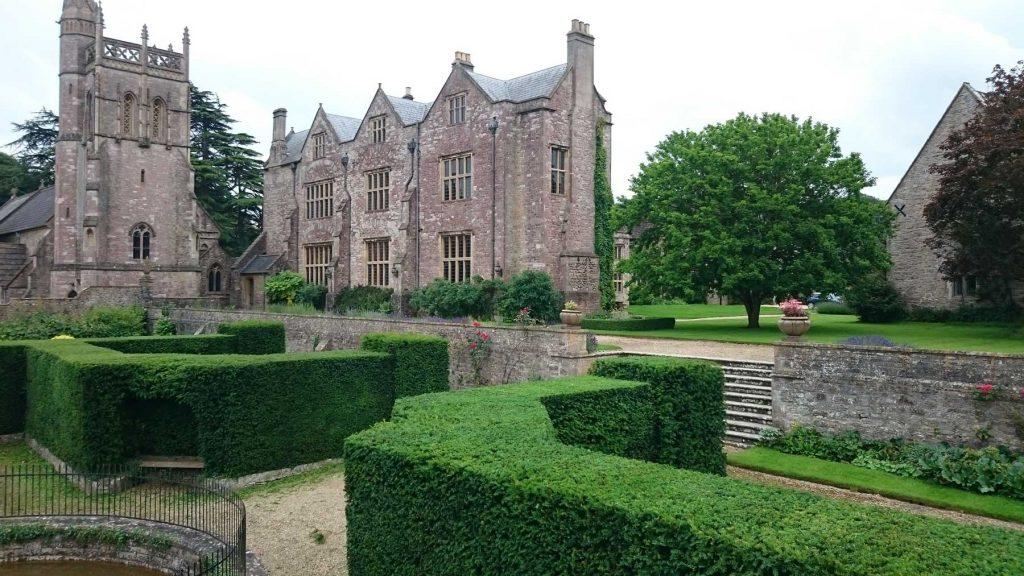 church hedges