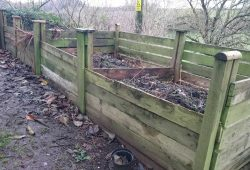 full compost bins