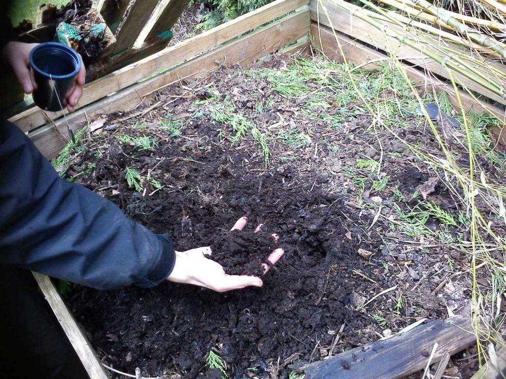 nice compost
